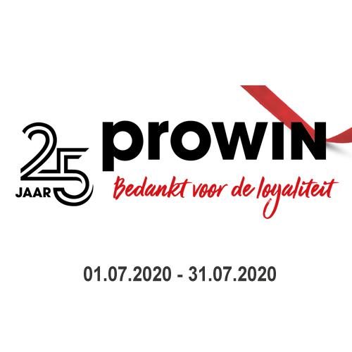 25 jaar proWIN | proWIN Ria