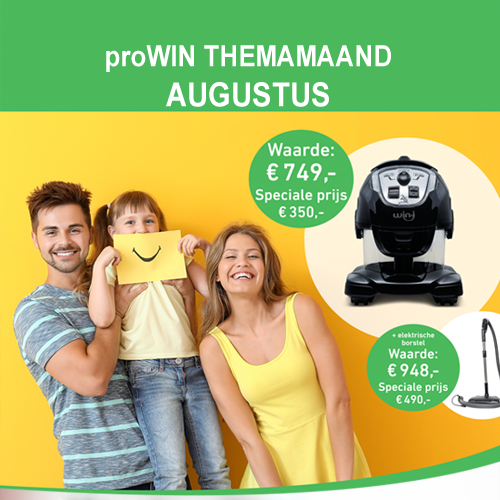 Themamaand Augustus | proWIN Ria