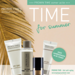 TIME for summer | proWIN Ria