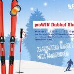 proWIN Dubbel Shoppen | proWIN Ria