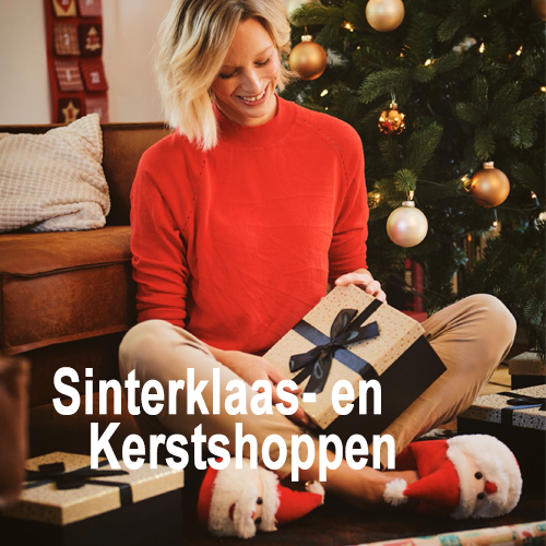 Sinterklaas- en Kerstshoppen - Natural Wellness
